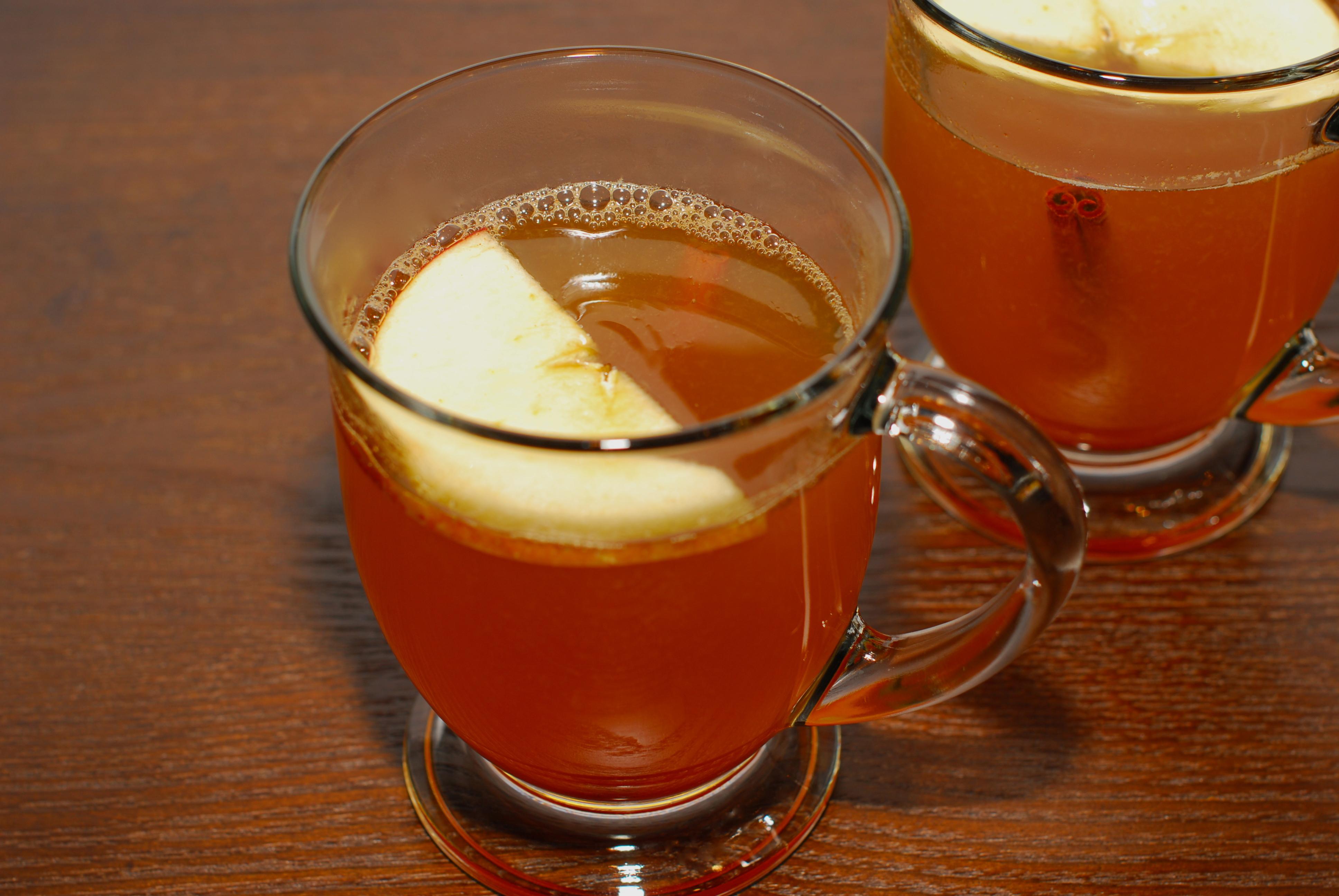apple brandy hot toddy | veehive