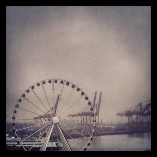 fine fog