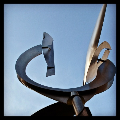 arc with four forms :: george baker #bellevuedowntownpark