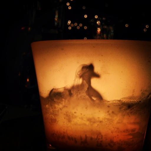 cowboy candlelight