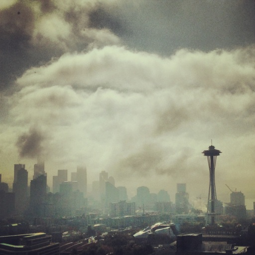 rolling skyline rolling fog